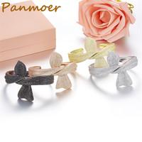 Brand 100% S925 Sterling Silver zircon butterfly bracelets are fashionable and elegant bangles for women charms jewelry