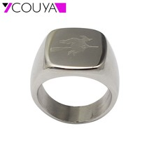 Halloween Decoration Ring for Women HAPPY HALLOWEEN Halloween Fingers Decoration Halloween Rings Witch Enchanter R10064(China)