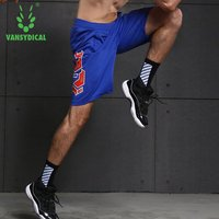 2018 Basketball Shorts for Men Outdoor Sports Fitness Short Pants Quick dry Breathable Running Training Loose Shorts