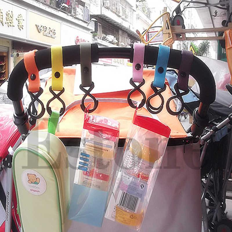 Пластиковые Детские коляски Коляска Вешалка для коляски Висячие 2 крючка