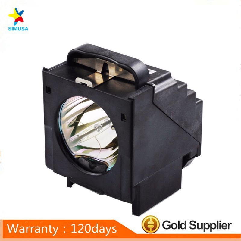 Compatible Projector lamp bulb R9842807 with housing for BARCO OVERVIEW D2,OV-508,OV-513,OV-515 free shipping compatible projector lamp with housing r9832752 for barco rlm w8