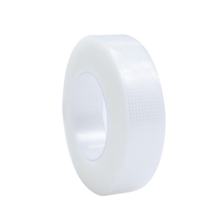 8 рулонов/серия Профессиональный ресниц Lash Extension Micropore Полиэтилен PE Спецодежда медицинская Клейкие ленты 1.25 см * 900 см