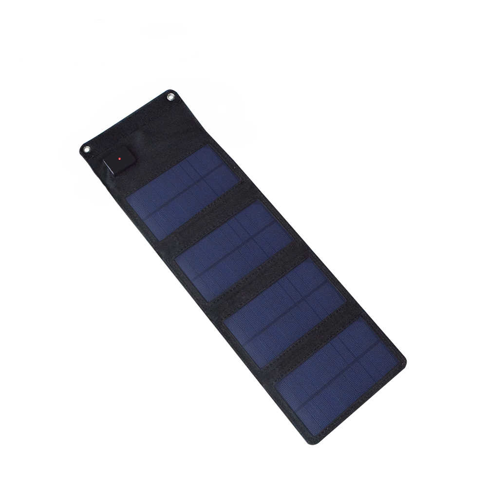 Boguang 5v 8w Portable Solar Charger System foldable solar panel charger power bank for USB outdoor charging mobile phone