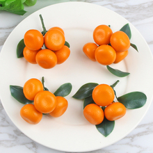 3pcs Artificial Fake Foam Fruits and Vegetables Berries Scrapbooking Flowers For DIY Wedding Simulation Tree Decoration