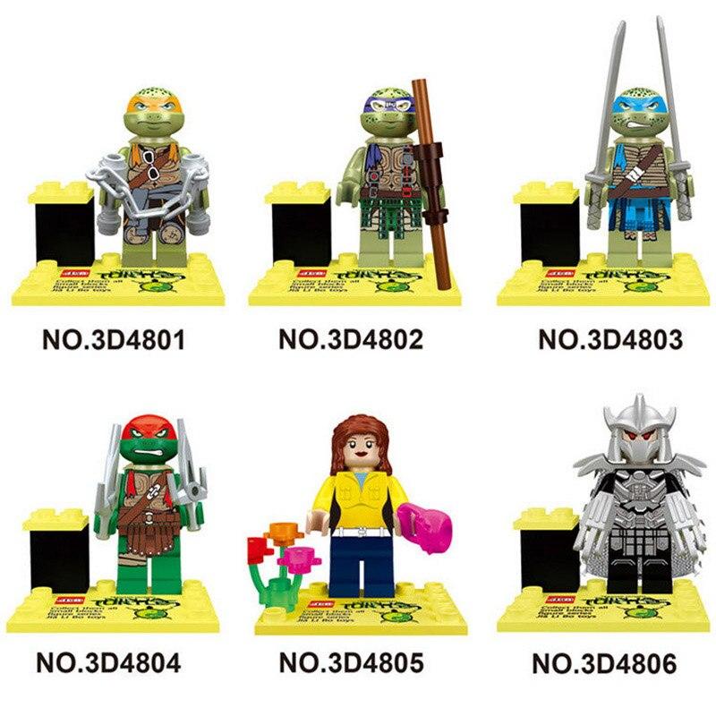 250 pcs SEALED box Goofy Diamond Mini Building Blocks Bricks Action Mini Toys