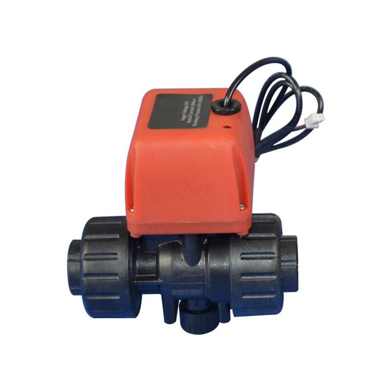 on off time 3 sec PPO plastic electric valve 6V 12V 24V DC ceramic core micro