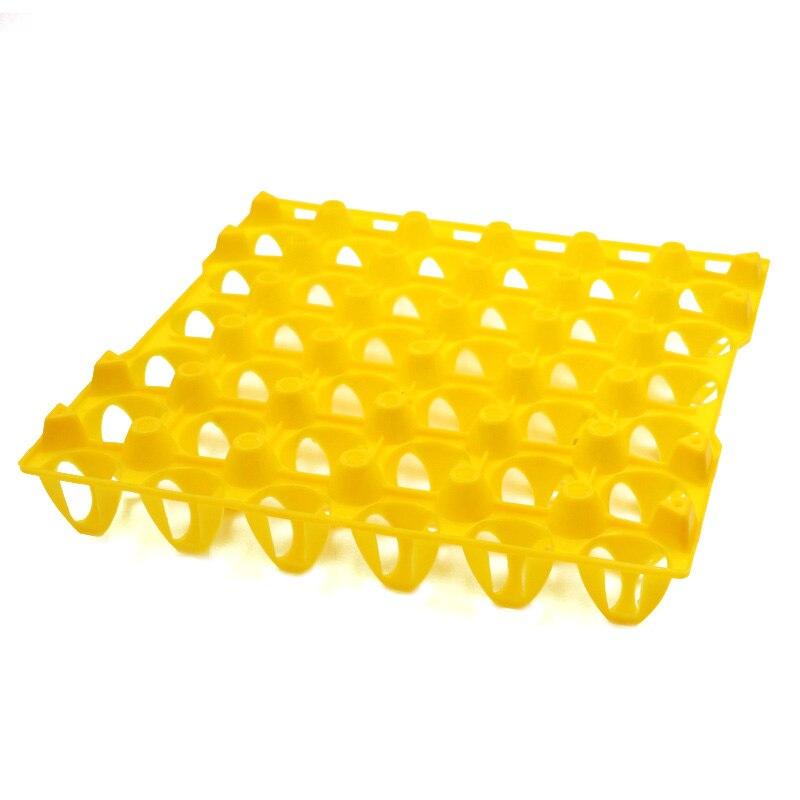 Bandeja para ovo de galinha 29*29*5cm, bandeja