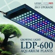 LICAH AQUARIUM PLANT LED LIGHT LDP-600 Free Shpping