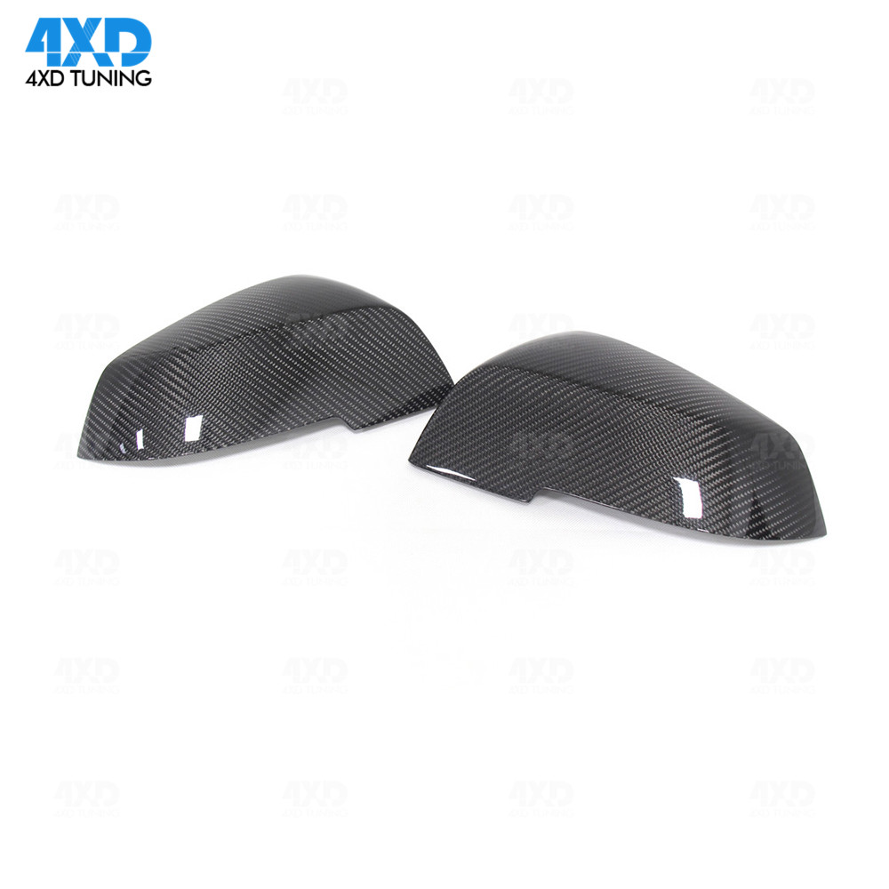 For BMW F22 F31 F36 F30 X1 E84 Mirror Cover M3 M4 Look F20 F21 M2 F32 F34 Carbon Fiber Rear View Caps Mirror Cover Replacement
