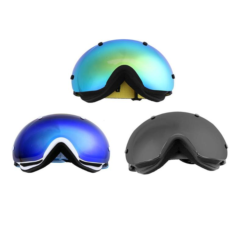 Double Layer Lens Anti-Fog Unisex Outdoor Skiing Sport Snowboard Goggles