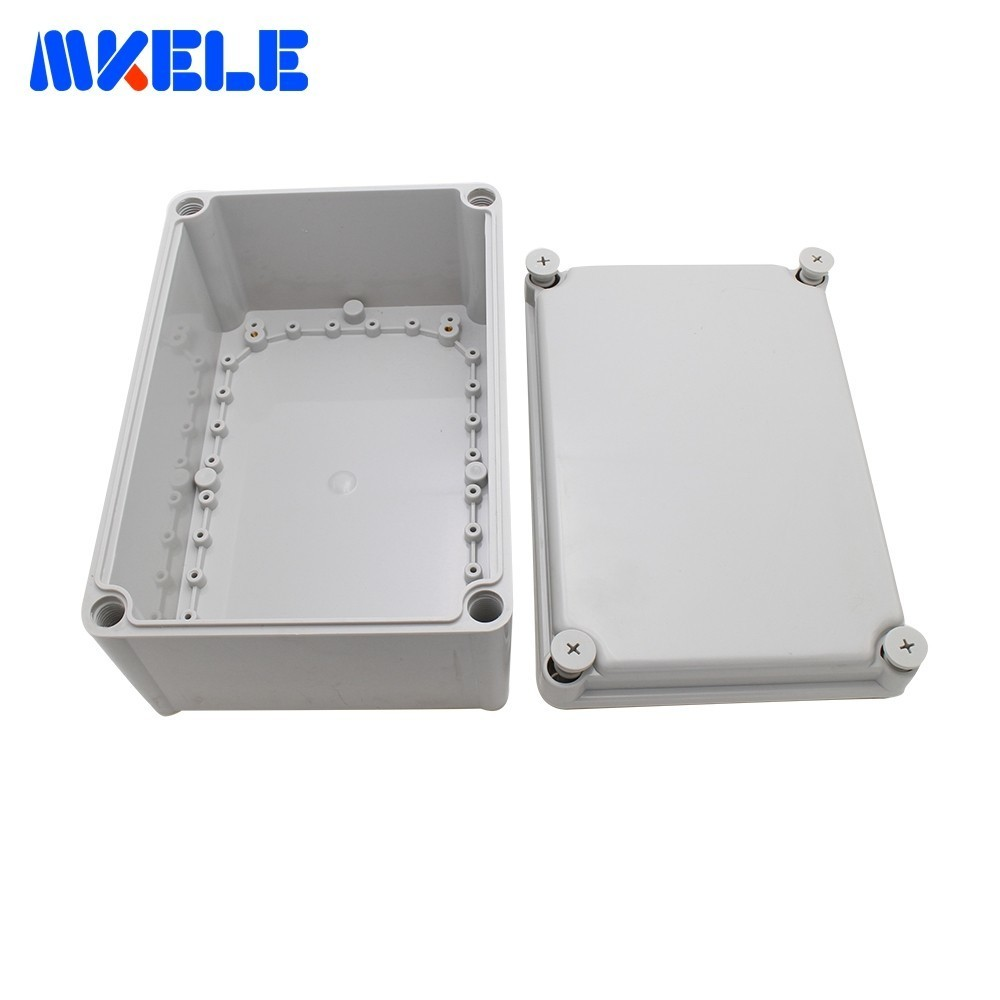 Waterproof Junction Box Abs Material Ip65 Exterior Electrical Box Outside Junction Box Weatherproof Connection Box Wire Junction Boxes Aliexpress