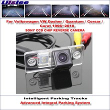 Liislee Back Up Camera For Volkswagen VW Dasher / Quantum / Corsar / Carat Rearview Parking / Dynamic Guidance Tragectory