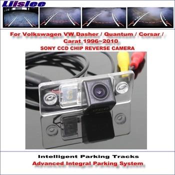 Liislee Back Up Camera For Volkswagen VW Dasher / Quantum / Corsar / Carat Rearview Parking / Dynamic Guidance Tragectory