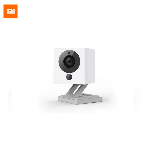 Newest XiaoMi Mi XiaoFang Portable Smart IP Camera Night Vision 1080P F2.0 Large Aperture Ratating Base Magnetic Adsorption