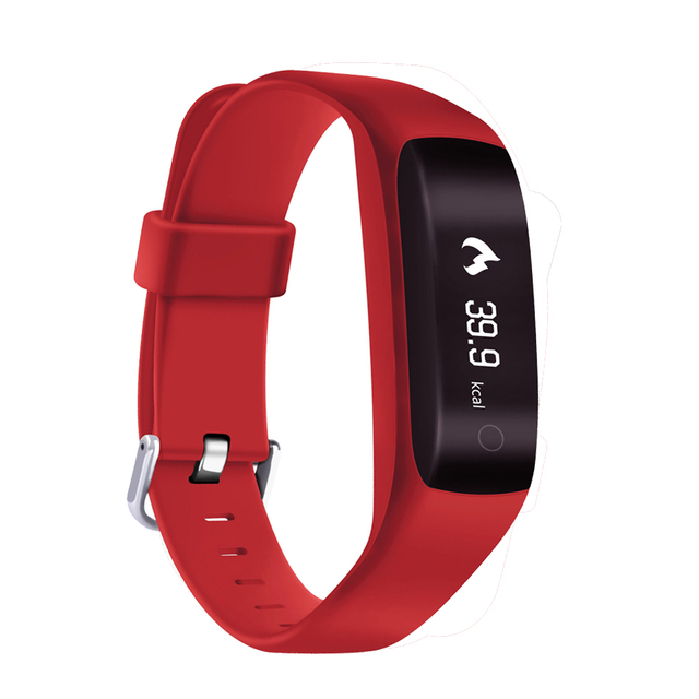 Original Lenovo HW01 Bluetooth 4.2 Smart Wristband Heart Rate Moniter Pedometer Sports Fitness Tracker for Android iOS