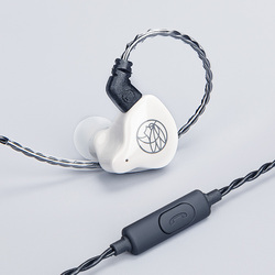 TFZ T1SM Dynamic Wired Headphones Super Bass HIFI Music Noise Canceling Earphones Monitors Hands Free Earbuds With Mic
