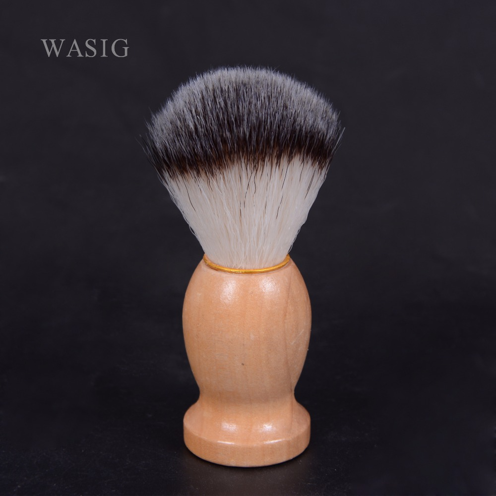 Pro Salon Hairdressing Shaving Brushes Soft Fibres Cleaning Neck Face After Cutting Hair Remove Dust Combs Barber Styling Tools