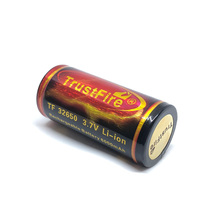 TrustFire 6000mah 3.7V 32650 Lithium-ion Battery Rechargeable Batteries With PCB Protected Board For LED Flashlight