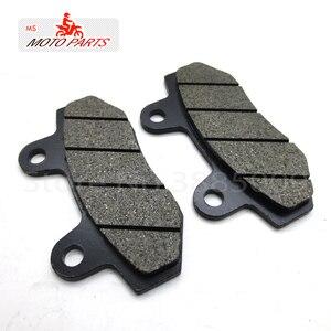 Дисковые Тормозные колодки 2 шт./пара подходит для Pit Pro GPX Kayo BSE IRBIS 110cc до 250cc Dirt Pit Bike часть тормозной системы