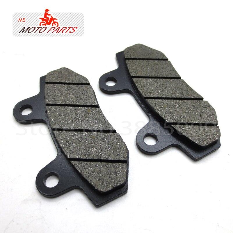 Scheibenbremsbeläge 2 Pc/pair Fit Zu Pit Pro Gpx Kayo Bse Irbis 110cc Auf 250cc Dirt Pit Bike Bremssystem Teil