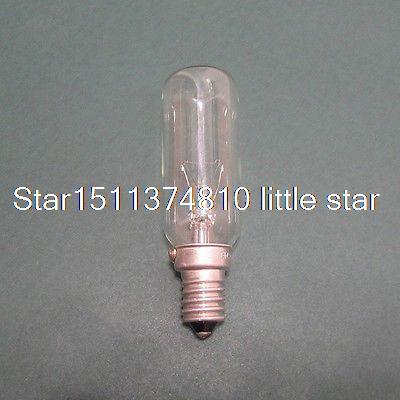 40W 120V E14 T25x82 Range Hood Bulb Kitchen Ventilator Bulb Light Bulb