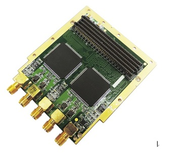 2 channel ADC081500 HPC FMC high speed data acquisition card (experimental verification board)