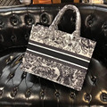 Drop Shipping Luxury Brand Tiger Print Women Designer Bags Totes High Quality Floral Women Handbags Female Logo Shopping Bags