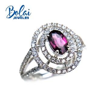 8585b57604c8 Bolaijewelry, унисекс винтажные натуральные родолитовые гранат, драгоценные  камни, ...