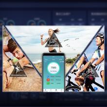JAKCOM P2 Profissional Inteligente Sport Watch Hot sale na baliza gps Trackers Atividade como chave inteligente mini carteira Inteligente
