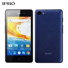 IPRO WELLE 4,0 II 4,0 Zoll Smatrphone Quad-core Celular Android 5.1 3G Setzte Handy 512 Mt RAM 4 GB ROM Dual-SIM-telefon