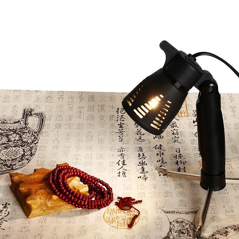 Softbox 2pcs Portable Mini Photo Studio Light Kit 5500K LED Lamp Tripod Stand