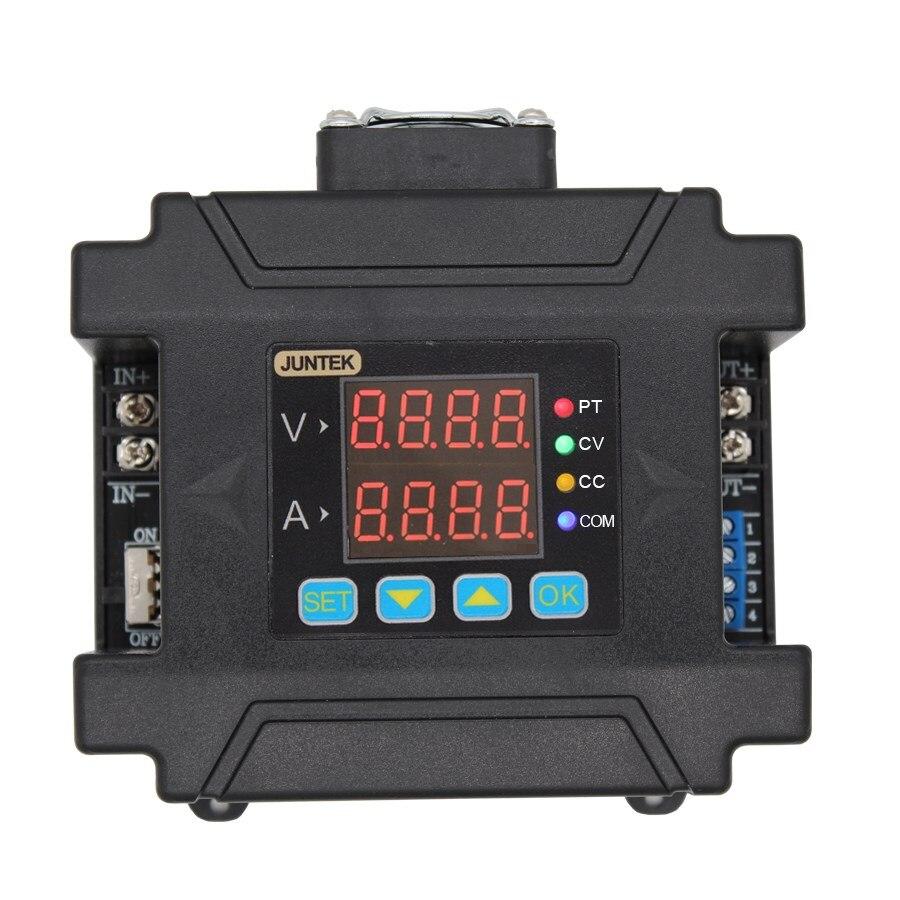 JUNTEK DPM8605 60V5A Constant Voltage current DC-DC Step-down communication Power Supply buck Voltage converter LCD voltmeter