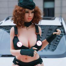 Pinklover 168cm Real Lifelike Love Dolls for Men Anal Vagina Pussy Full Body Big Breast