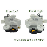 4F1 837 015 E 4f1837016 4F1837015 Front Left Right Door Lock For Audi A3 A4 3.2 v6 RS3 A6 RS6 A8 R8 1.8 T 1.6 TDI FSI 1.4 TFSI