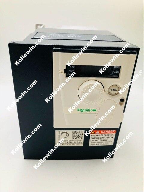 Atv312hu15n4 user manual