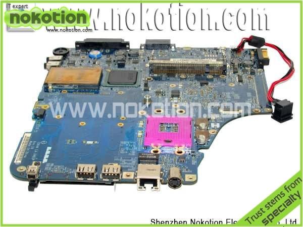 ФОТО Hot sale K000054520 ISKAA LA-3481P laptop motherboard for Toshiaba A200 A205 GM965 Fully tested Mainboard warranty 60 days
