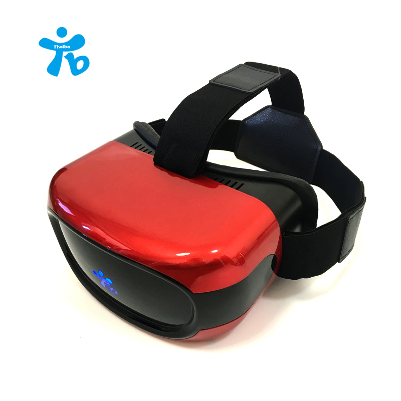 VR Glasses Virtual Reality 3D Helmet All In One VR Glass Stereo VR Headset With Screen WiFi Bluetooth 5inch Screen Freeshipping paul mladjenovic stock investing for dummies