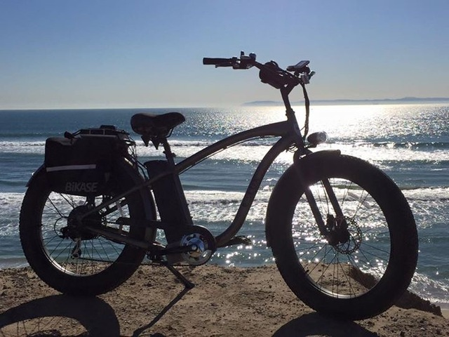 Big Power Fat Tire Electric Bike 48v 500w China Electric Bicycle