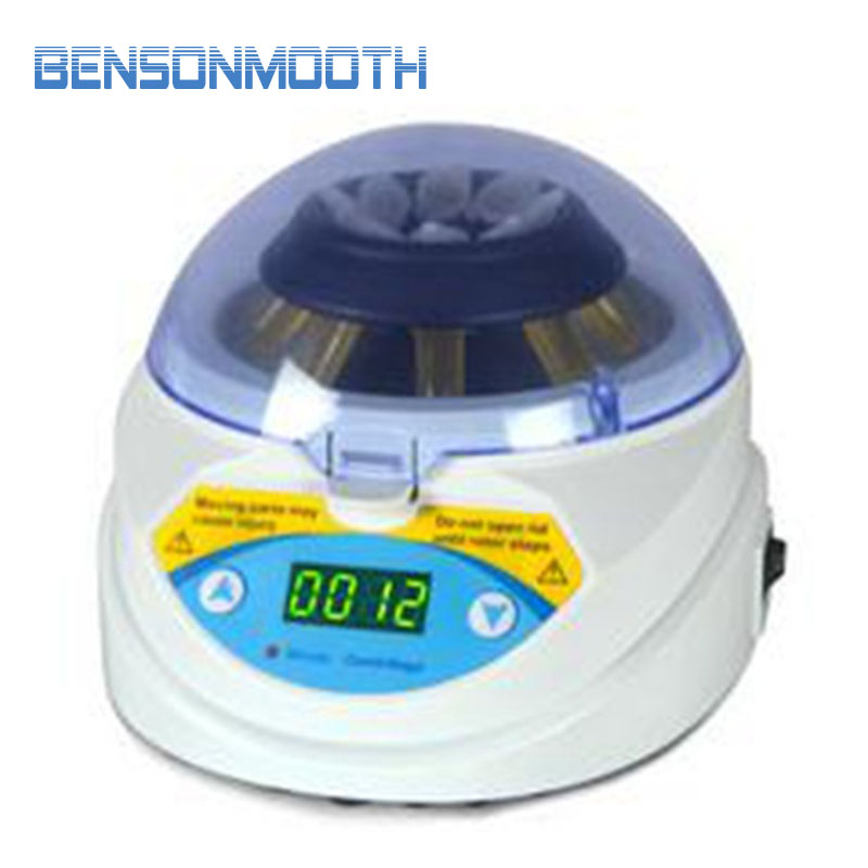 Mini-10K+ Medical Laboratory Centrifuge Mini Centrifuga 3000~10000rpm 1000~7500g