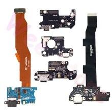 цена на Original USB Date Charging Port Charger Dock Connector Flex Cable For Xiaomi Mi 4 5 5X 5s Plus 6 6x 8 8SE Lite PCB Board Flex