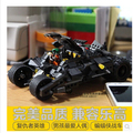 Batman 7105 the tumbler batwing joker super heroes decool building blocks ladrillos ladrillos autoblocantes 325 unids