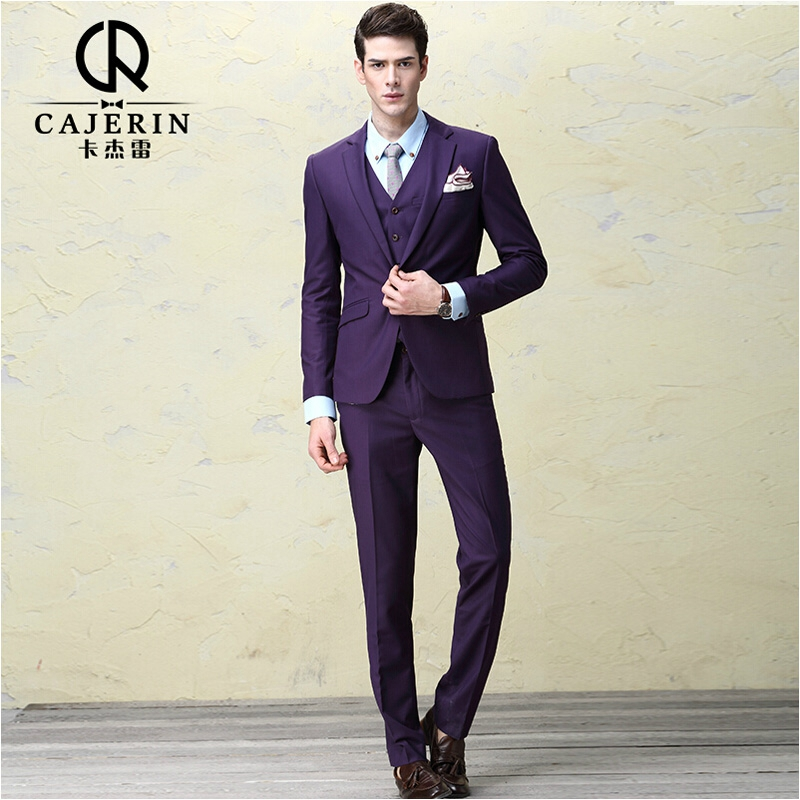 popular purple suit buy cheap purple suit lots from china. Black Bedroom Furniture Sets. Home Design Ideas