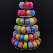 Cake-Stand Wedding-Decoration Macarons 6-Layer Transhome Display-Tower Birthday-Party-Favor