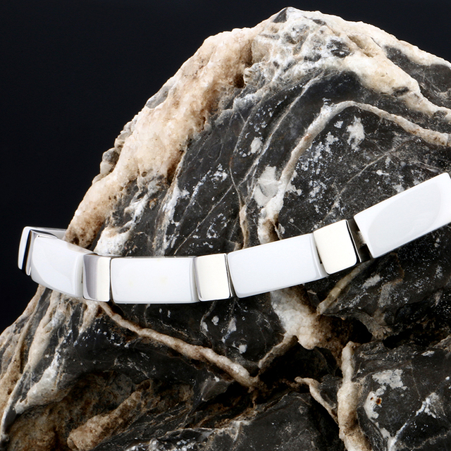 Fashion Style Ceramic Healthy Magnetic Bracelet