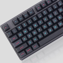KBDfans new arrival sa profile pbt keycap 120keys(China)