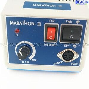 Image 3 - Dental Lab MARATHON Micromotor Machine N3 + 35K RPM SDE H37L1 Polijsten Handstuk Saeyang