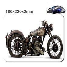 2016 Hot Sell Motorcycle New Arrivals Customized Non-Slip Rubber 3D Printer Gaming laptop Durable Nice Mouse mat 220*180*2mm