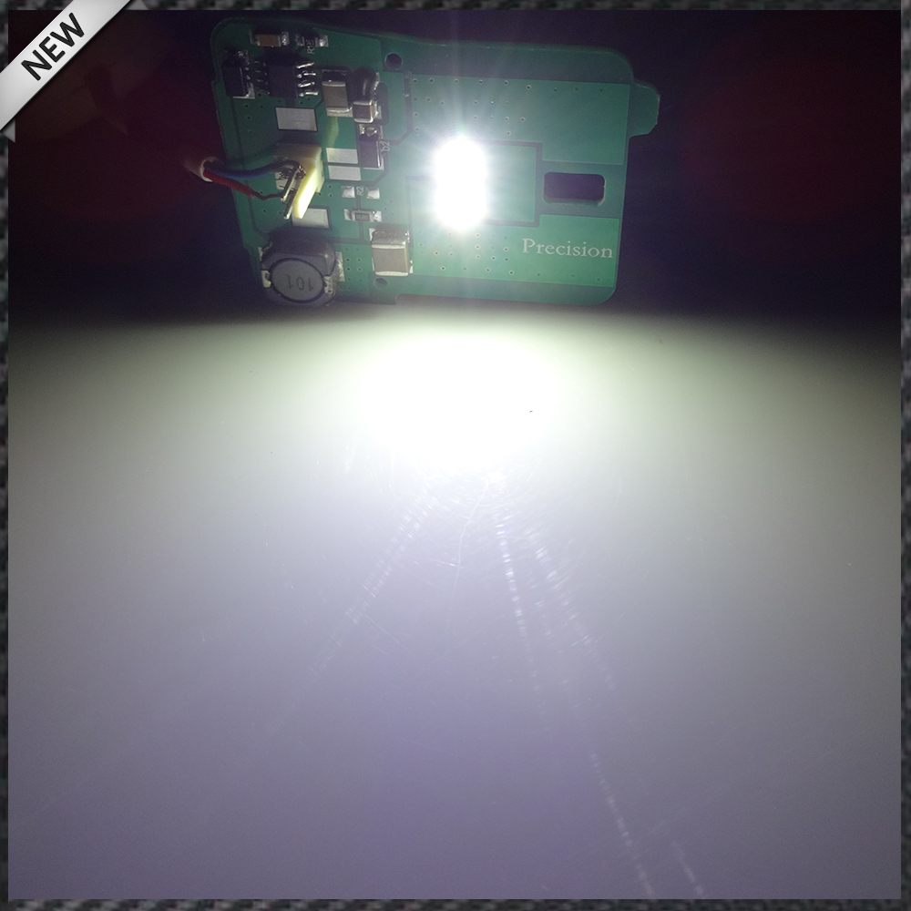 Image 4 - 2pcs HID Matching Xenon White LED Parking Position Light For 2010 2013 Pre LCI Mercedes E Claselight forlight ledlight led light -