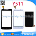 Sensor For Huawei Y511 Touch Panel Digitizer Screen Replacement