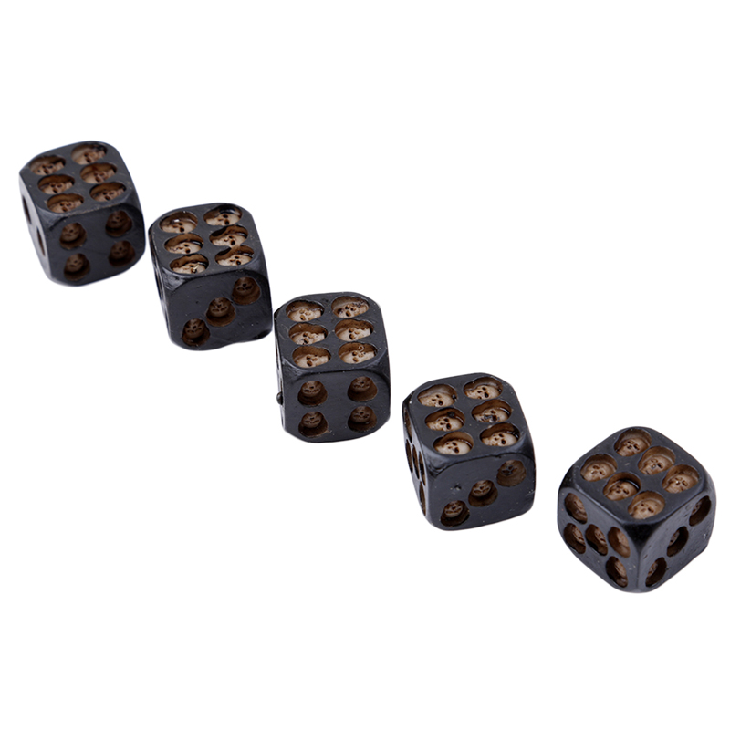 Gambling Skull Dice Funny Gags Skull Dice Toys Festival Party Funny Table Games Decorative Classic Kids Adult Toy